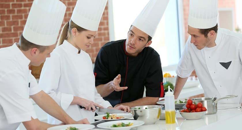 Restaurant Staff Development